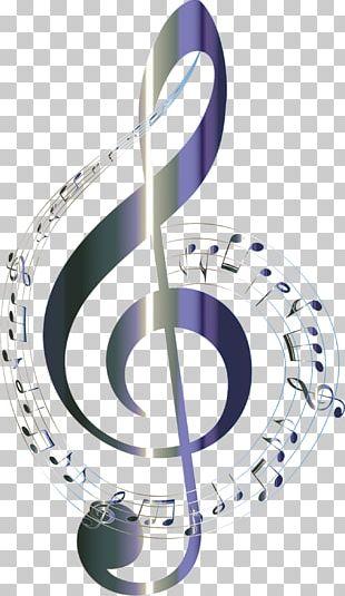 Musical Note Clef PNG