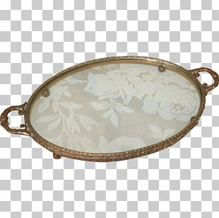Platter Tray Rectangle Oval PNG