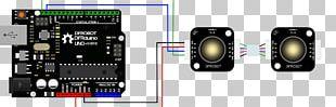 Arduino Pressure Sensor Analog-to-digital Converter Electronics PNG