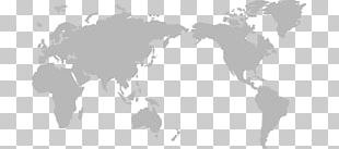 World Map Usa Geography PNG