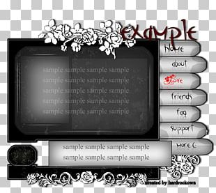 Page Layout Design IMVU Home Page Web Page PNG