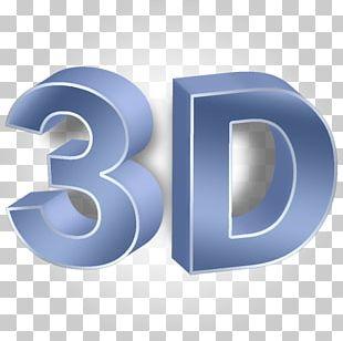 3D Computer Graphics PicsArt Photo Studio 3D Film Android Logo PNG