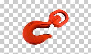 Swivel Wire Rope Hook Steel Latch PNG