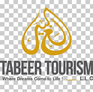 Tabeer Tourism Logo Travel Agent Brand PNG