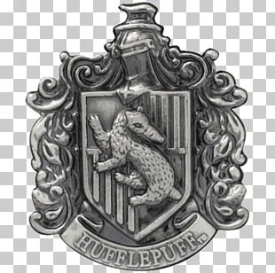 Helga Hufflepuff Lapel Pin Harry Potter Ravenclaw House PNG