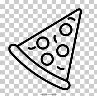 Pizza Coloring Book Cheese Drawing Pepperoni PNG