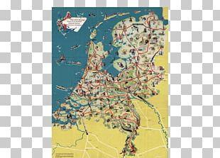 Rail Transport Map Train Nederlandse Spoorwegen Breda PNG