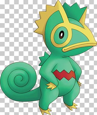Kecleon Pokemon PNG
