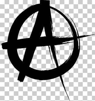 T-shirt Anarchy Anarchism Symbol Logo PNG