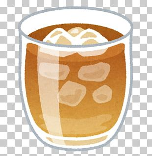 Barley Tea Cafe Coffee Cold Brew PNG