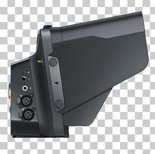 Camera Lens Video Cameras Blackmagic Studio Camera 4K PNG