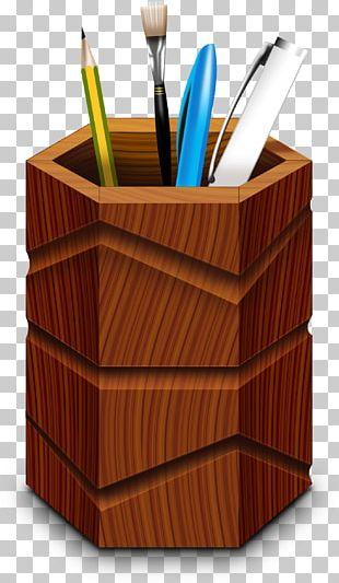 Pencil Case Desk PNG