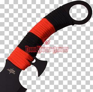 Throwing Knife Blade Sword Scimitar PNG
