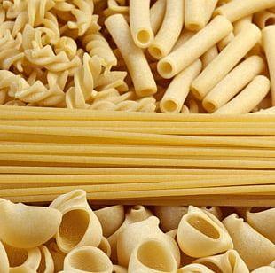 Pasta Italian Cuisine Macaroni Flour Food PNG