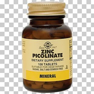 Dietary Supplement Chromium(III) Picolinate Mineral Vitamin Capsule PNG