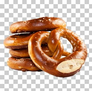 Small Heap Of Pretzels PNG