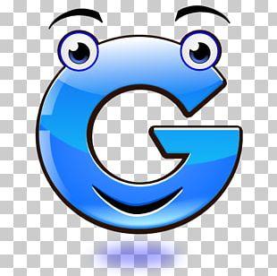 Smiley Letter Alphabet G PNG