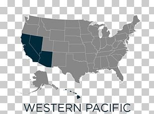 United States Map Population PNG