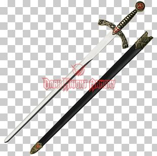 Types Of Swords Weapon Knight Middle Ages PNG