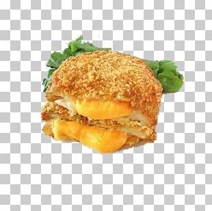 Slider Cheeseburger Breakfast Sandwich Veggie Burger Fast Food PNG