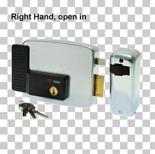 Electric Gates Lock Household Hardware PNG