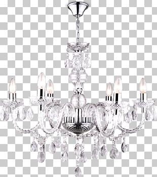 Light Fixture Candelabra Chandelier Incandescent Light Bulb PNG