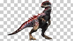 Tyrannosaurus Velociraptor Metriacanthosaurus Spinosaurus Dimorphodon PNG