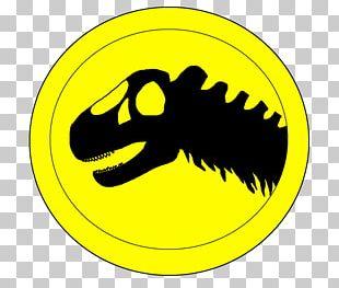 Ampelosaurus Universal S Jurassic Park Logo Dinosaur PNG