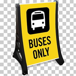Bus Stop Sign 12 Inchx18 Inch 3M Engineer Grade Prismatic Refelctive Sign. By Highway Traffic Supply Signage School Bus Brand PNG