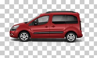 Citroën Car Compact Van Citroen Berlingo Multispace PNG