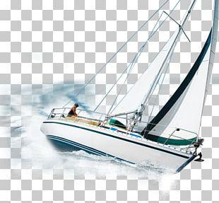 Boat Sailing Ship PNG