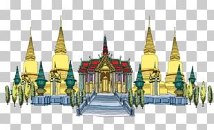 Thailand Computer File PNG