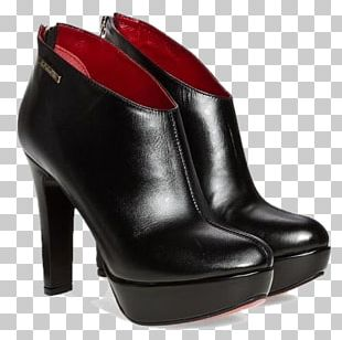 Shoe Leather Boot Display Resolution PNG