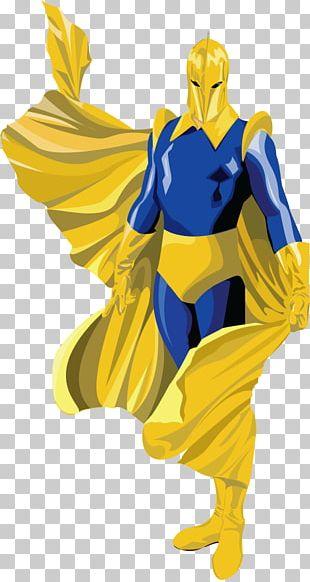 Superhero Illustrator Cartoon Pen PNG