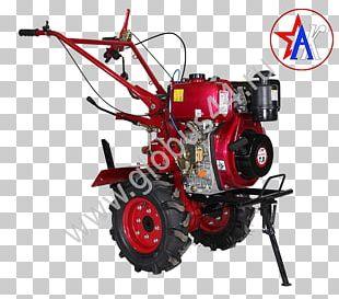 Tractor Motor Vehicle Machine Engine Wheel PNG