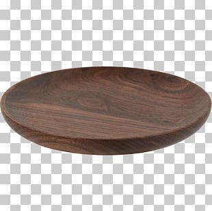 Soap Dish Brown PNG