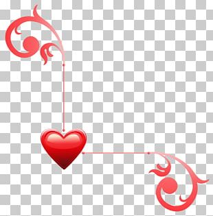 Heart Valentine's Day PNG