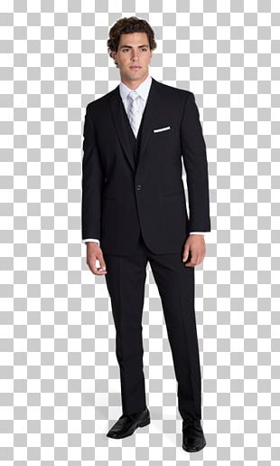 Suit Tuxedo Clothing Jacket Necktie PNG