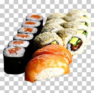 Sushi California Roll Sashimi Japanese Cuisine Makizushi PNG