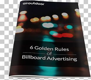Brand Out-of-home Advertising Marketing Strategy PNG