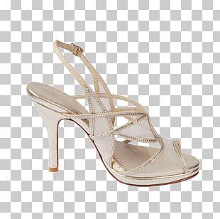 High-heeled Shoe Sandal Stiletto Heel Vintage Clothing PNG
