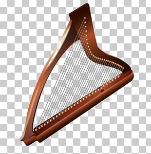 Musical Instruments Celtic Harp String Instruments PNG