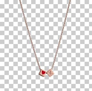 Locket Earring Necklace Jewellery Chain PNG