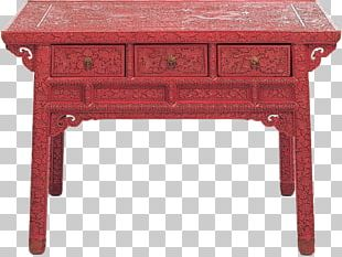 Pier Table Decorative Arts Wood Carving PNG