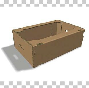 Kraft Paper Box Packaging And Labeling Product PNG