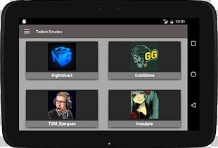 Android Application Package Emote Twitch.tv Streaming Media PNG