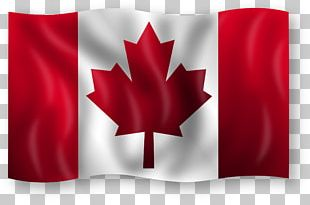 Flag Of Canada Maple Leaf Pixabay PNG