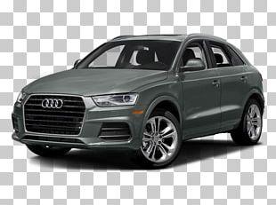 2018 Audi Q3 Car 2017 Audi Q3 Sport Utility Vehicle PNG