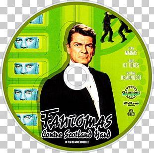 Jean Marais Fantomas Vs. Scotland Yard Film Cinema Of France PNG