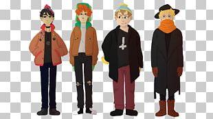 Human Behavior List Of Outerwear Cartoon PNG
